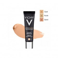 VICHY DERMABLEND 3D CORRECTION SPF 25 - OPAL